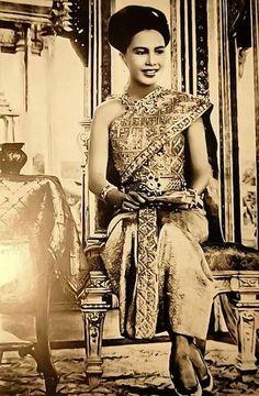 Queen Sirikit..of Thailand