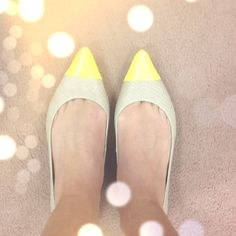 Pointy Flats for Fall