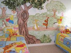 Pooh paint