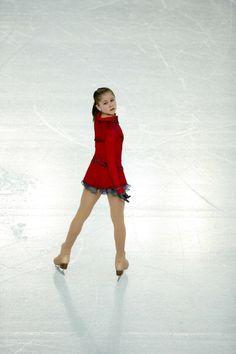 Yulia Lipnitskaya - Free Skate - Sochi 2014
