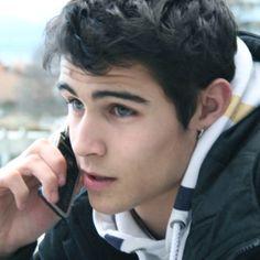 Pablo Espinosa has the most beautiful eyes.I<3 him