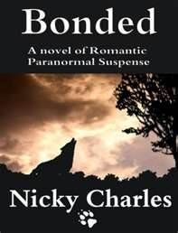 Laws of the Lycan Series: Bonded. 4th book by Nicky Charles, Prequal to the series.