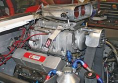 Pimp your #smallblock #engine for drag #racing! It's all here in the Small-Block Bible, guys.   Source - Thomas Madigan, The Chevrolet Small-Block Bible  http://www.motorbooks.com/motorbooks-blog/Pimp-Your-Engine-for-Drag-Racing/412