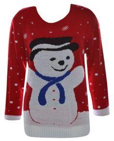 Cute Women Long Sleeve Christmas Sweater