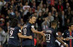 Ibrahimovic comandó la goleada del PSG ante el Toulouse - El sueco Zlatan Ibrahimovic se despacho con dos goles y una asistencia en la goleada del París Saint Germain (PSG) 5-0 sobre Toulouse, penúltimo lug...