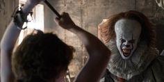 IT: la ferocia di Pennywise in scatti inediti dal backstage del film - BadTaste.it