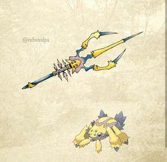 Weaponized- Galvantula by rebusalpa (Pokemon)