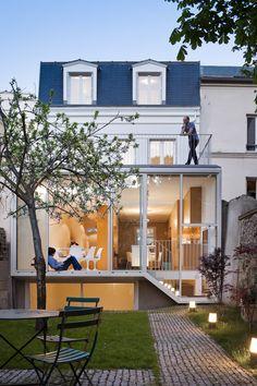 Maison privée | Atelier Zündel Cristea