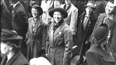 Máire Comerford with other Cumann na mBan women circa She worked as a Sinn Féin propagandist during the War of Independence (Pic: RTÉ Stills Library) Ireland 1916, Irish Independence, Family History Book, History Books, Easter Rising, Erin Go Bragh, Dublin City, Irish Celtic, Black And White Pictures