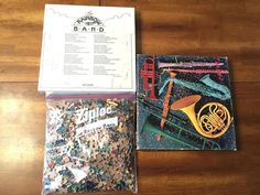 """Springbok Puzzle """"The Rainbow Band"""" 500 Pieces Complete"""