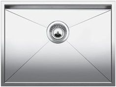 Picture of Blanco 401246 Quatrus U 1 Medium Stainless Steel Undermount Single Bowl Kitchen Sink Cheaper on this site build.ca