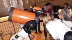 In tanti a godersi Saturno dall'Osservatorio Polifunzionale del Chianti