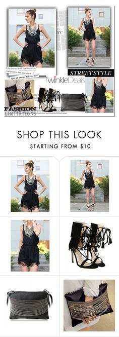 """""""Twinkledeals 3"""" by followme734 ❤ liked on Polyvore featuring Retrò and twinkledeals"""