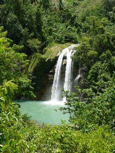 Saut-Mathurine - Haiti I would love to go here!