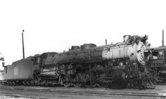 https://flic.kr/s/aHskud5kr6 | CB&Q 4-8-4 Steam Locomotives | The CB&Q rostered 36 of the 4-8-4 type steam locomotives, road numbers 5600-5635.  The photos are arranged in road number order.