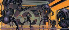 phantom menace concept art - Google keresés