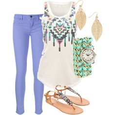i wish I could wear colored skinny jeans!