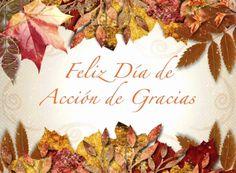 Feliz Dia de Accion de Gracias!