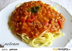 Tempeh, Tofu, Bolognese, Macaroni And Cheese, Spaghetti, Vegetarian, Vegan, Ethnic Recipes, Oriental Recipes
