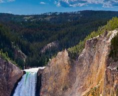 On the hubby's wish list; we are going to visit Yellowstone National Park in Sept. :)