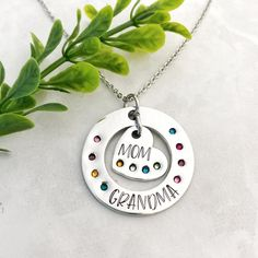 FamilyGift Necklace with Name Wife Janae Pendant Necklace The Love of My Life Strong Caring Thoughtful A Great Provider an Awesome Mother My Lover and Best Friend