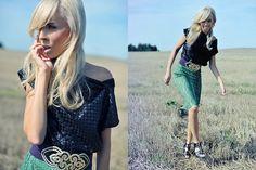 Vintage ESCADA blouse