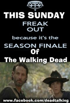 Late bloomer to The Walking Dead but quickly caught up! Addicted for good now, hahah! i have 4 more episodes till Season 4 Finale! Literally makes me shout @ the tv, cry, and laugh so hard my belly hurt! That's GOOD Tv!