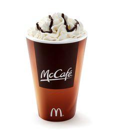 McDonald's McCafé Mocha