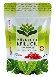 hellenia huile de krill