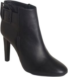 PIERRE HARDY Cube Buckle Ankle Boot