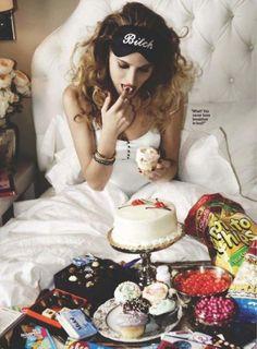 favorite daydream: junk food sans calories