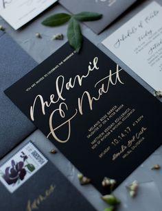 Wedding Invitations Ideas + 101 Guide