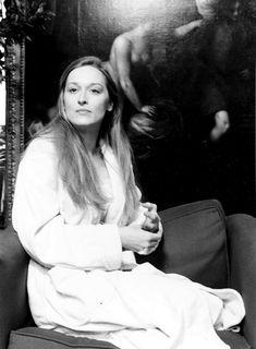 Muse Monday: Meryl Streep