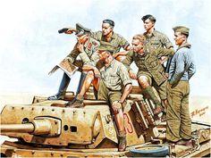 Rommel ,the Desert Fox, 1942