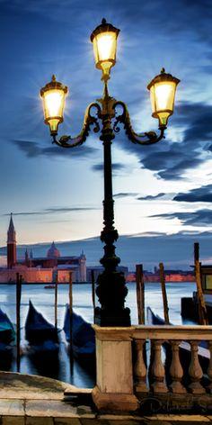 Venezia, Italy - my favorite city in the world