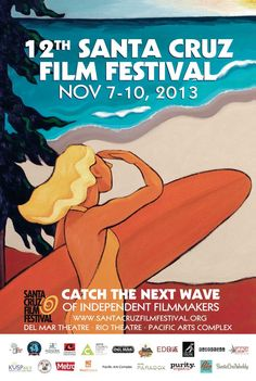 Santa Cruz, CA The Santa Cruz Film Festival supports and promotes film arts for the local community and for filmmakers and their audiences world-wide. Over the past eleven years, SCFF has screened over 1,200 ind… Click flyer for more >>