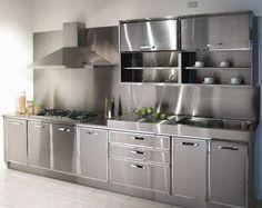 Metal Ikea Kitchen Cabinets