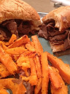 French Dips   The Blonde Can Cook