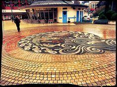 Square - Bournemouth, England.