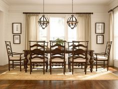 Paula Deen River House Dining Table by Universal