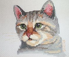 Starting out on cross stitch and embroidery around the time she retired, Tricia moved on to patchwork, especially using bright colours. Description from tacks.org.uk. I searched for this on bing.com/images