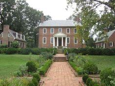 kenmore plantation fredericksburg virginia