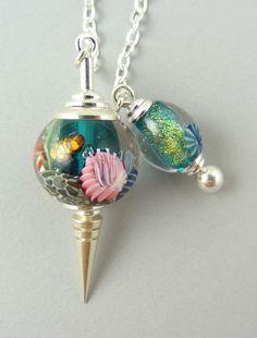 Corinabeads -Lampwork beads by Corina Tettinger