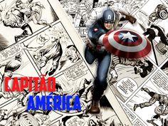 Projeto Capitão América - Tela 01