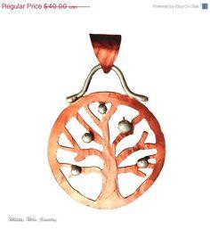 Copper Tree of Life