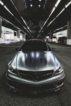 C63 AMG Black Series