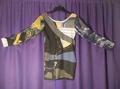 Overwatch: Hanzo Shimada Body Con Dress by LexiSketchArt on Etsy