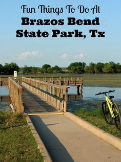 17 Fun Things to do in Brazos Bend State Park. Texas State Parks have a lot to offer in the way of family fun activities! Michigan State Parks, Washington State Parks, Texas Travel, Travel Usa, Travel Tips, Anza Borrego State Park, Humboldt Redwoods State Park, Texas Vacations, Travel Around The World