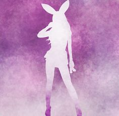 «Ariana Grande Silhouette» de purposetruly