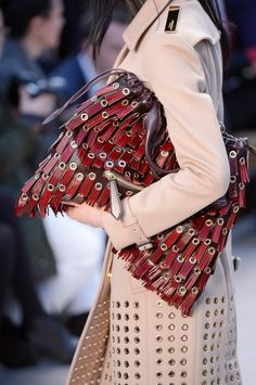 """Burberry Fall 2013 """"If you do not put Our Lord to the first row in your heart, you will both lose Him and the ones whom you put to the first row.. """" Omar"""
